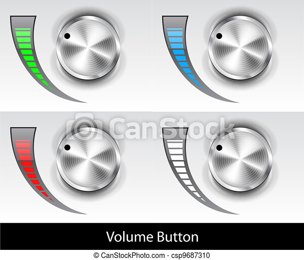 Volume button - csp9687310