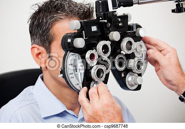 Eye Examination - csp9687748