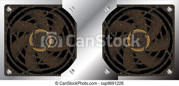 cooler double - csp9691226