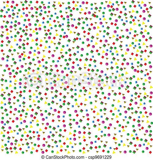 confetti - csp9691229