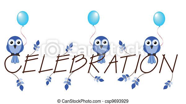 celebration - csp9693929