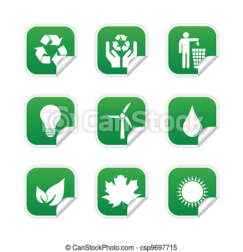 Ecological labels - csp9697715
