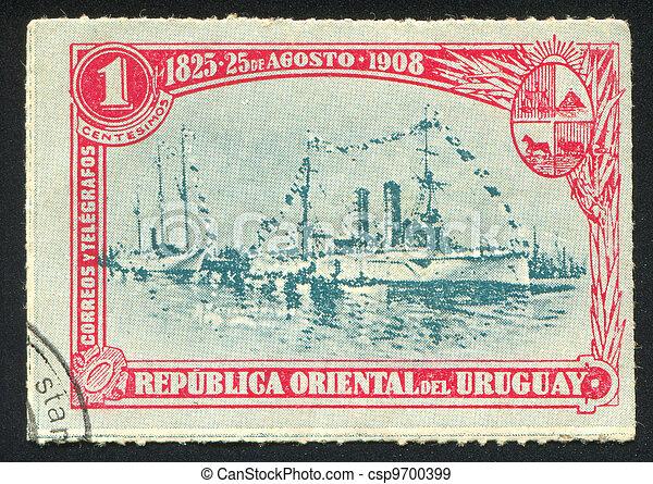 Cruiser Montevideo - csp9700399