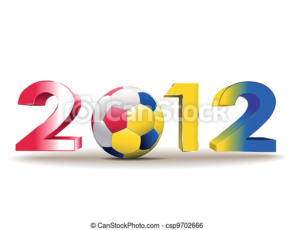 European Football Championship 2012 - csp9702666