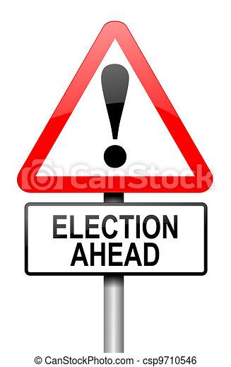 Election concept. - csp9710546