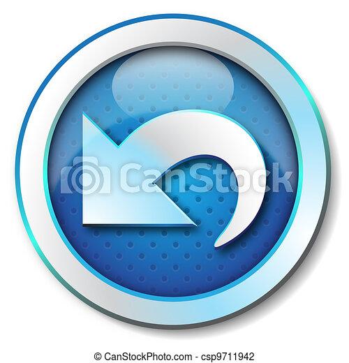 Back Icon Logo Arrow Back Web Icon Icon For