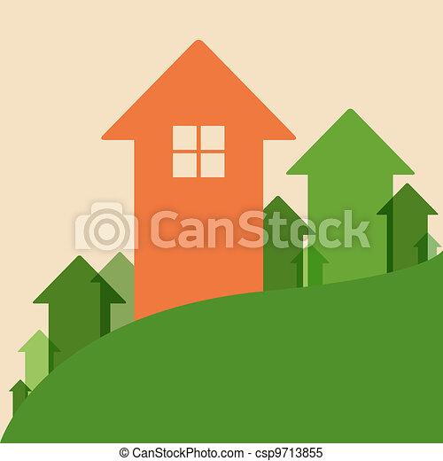 Home Value - csp9713855