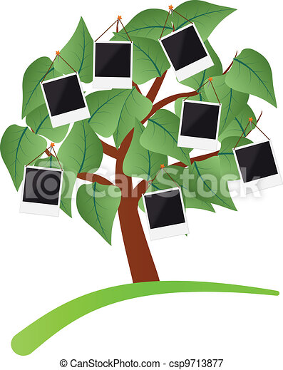 photo tree - csp9713877