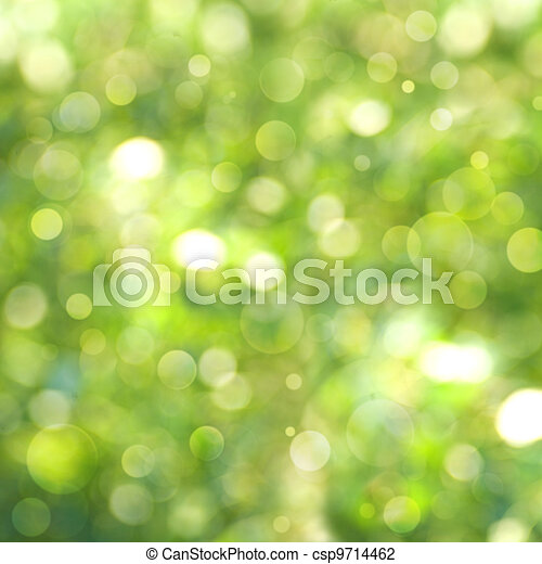 Abstract natural summer and spring backgrounds - csp9714462