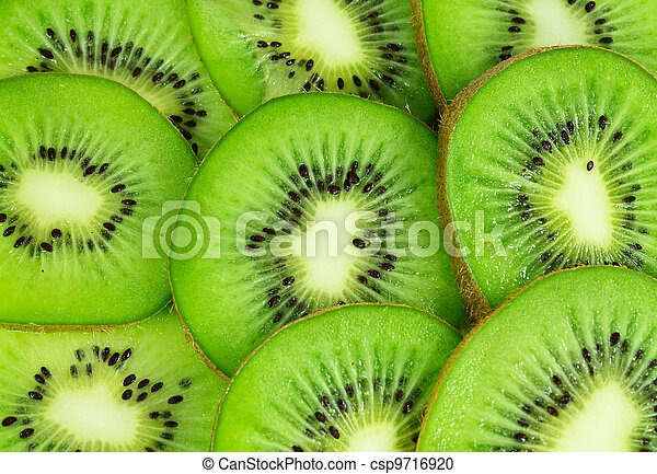 Food Kiwi Fruit Close Up - csp9716920