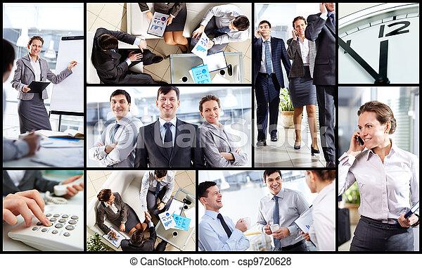 Business atmosphere - csp9720628