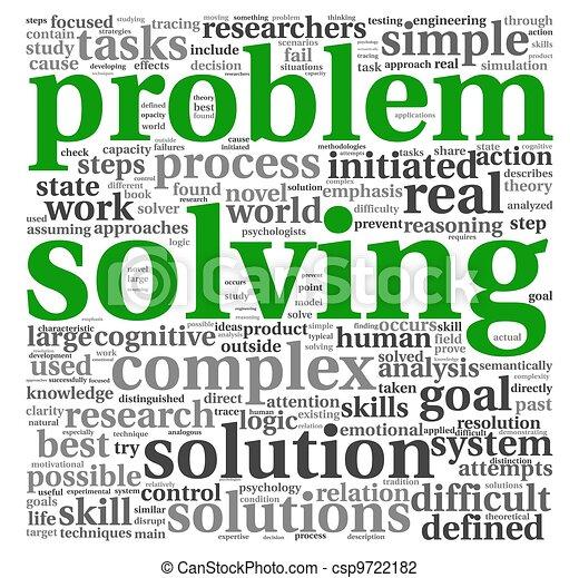 The problem solving
