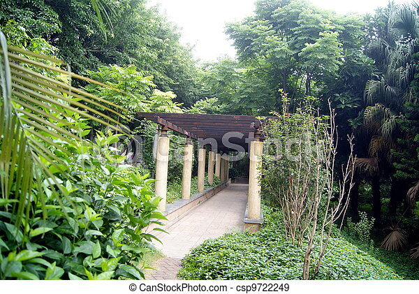 Recreational corridor  - csp9722249