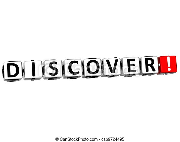 To Discover Clipart