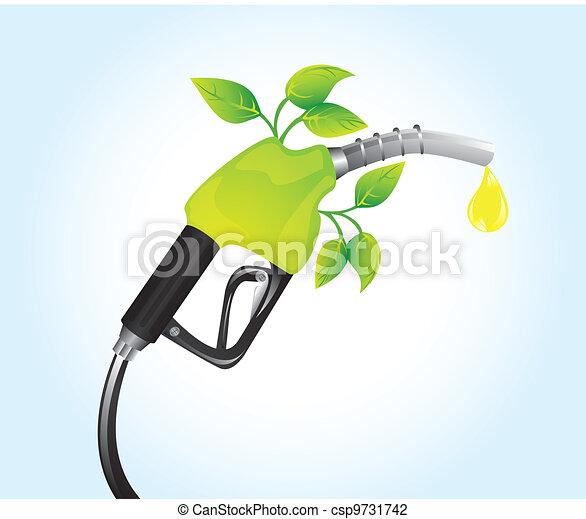 gasoline fuel - csp9731742