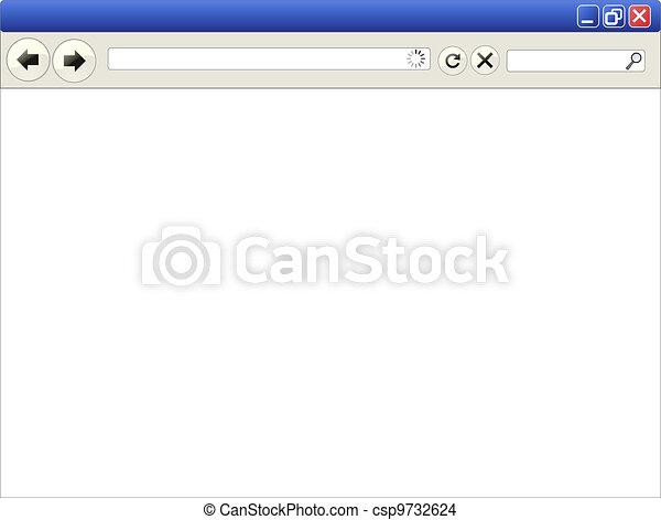 internet browser - csp9732624