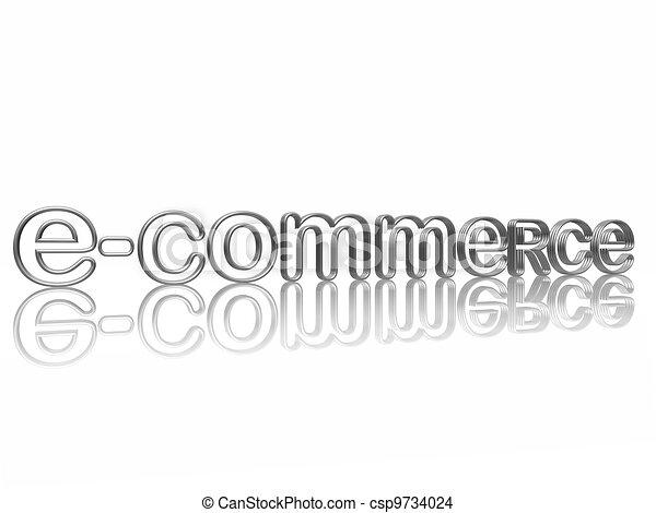e-commerce - csp9734024