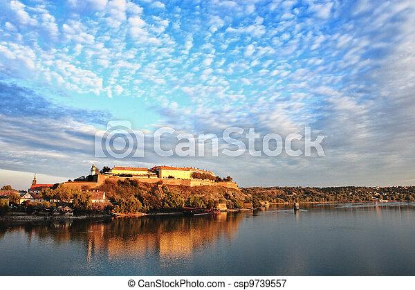 Petrovaradin Fortress, Novi Sad - csp9739557