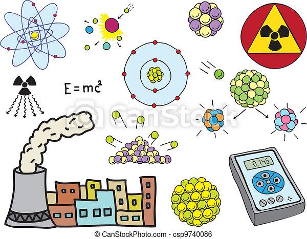 Physics - atomic nuclear energy - csp9740086