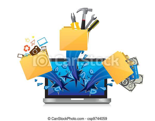 operations folders - csp9744059