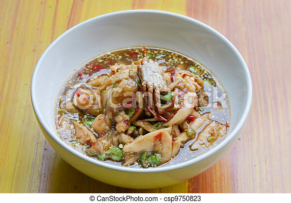thai food - csp9750823