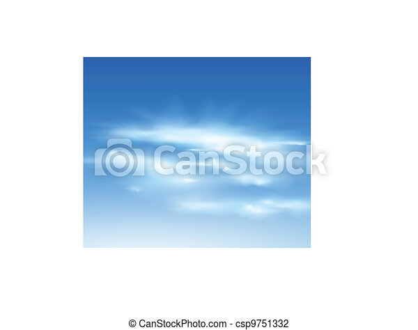 Vector clouds  - csp9751332