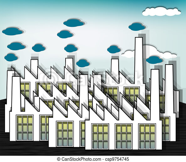Factories - csp9754745