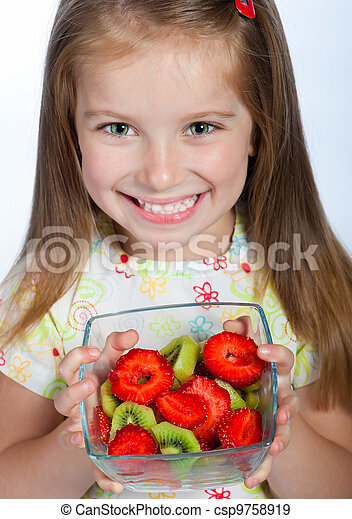 little girl - csp9758919