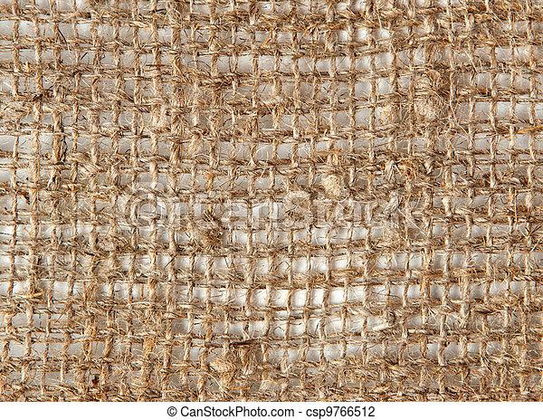 stock foto von grob graue leinen nat rlich stoff der hintergrund csp9766512 suchen. Black Bedroom Furniture Sets. Home Design Ideas