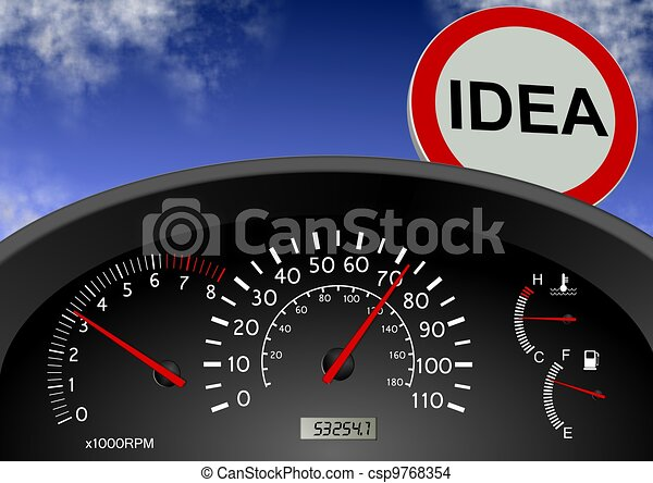 idea ahead - csp9768354