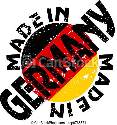 Made germany Illustrations and Clipart. 783 Made germany royalty ...
