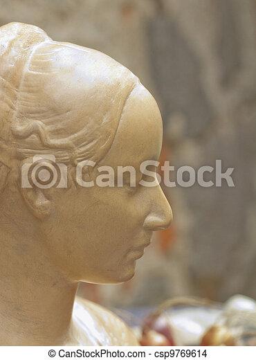 Statue - csp9769614