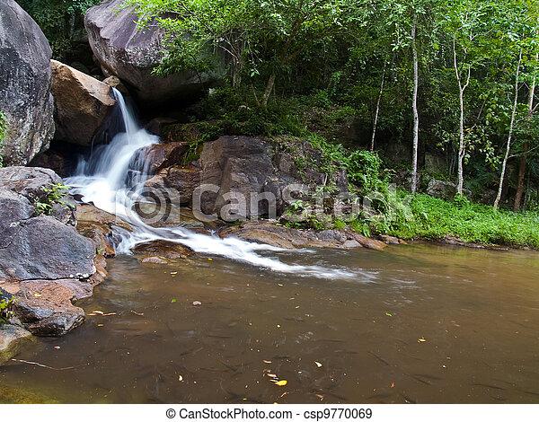 Huai Yang Waterfall - csp9770069
