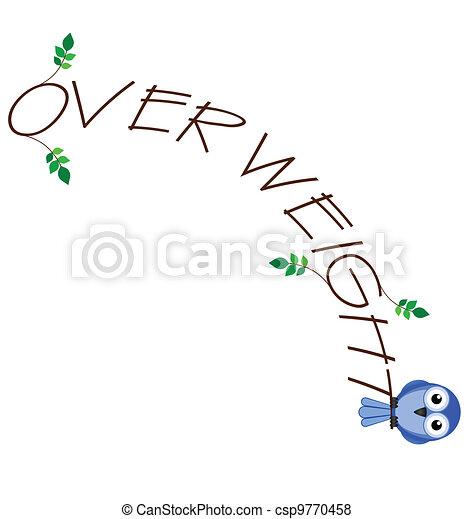 Over weight  - csp9770458