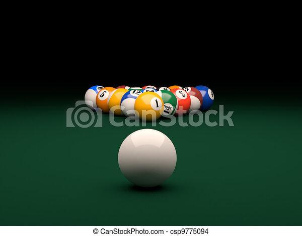 Pool - csp9775094