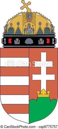Hungary coa n - csp9775757