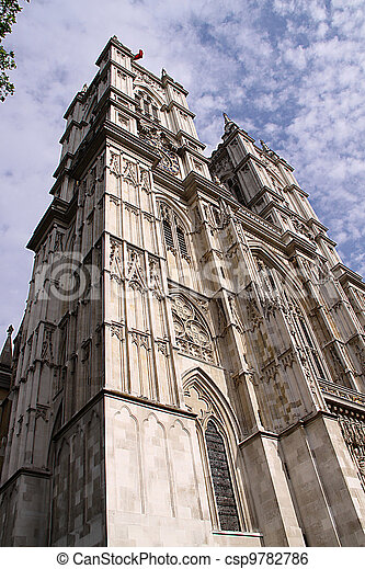 Westminster Abbey - csp9782786