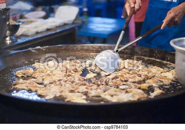 Photos de tha rue cuisine vendeur frit hu tres for Vendeur cuisine