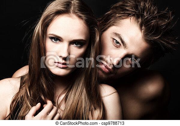 love closeup - csp9788713