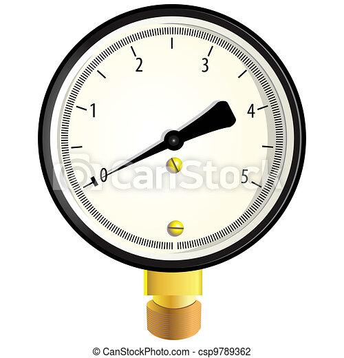 Gas manometer - csp9789362