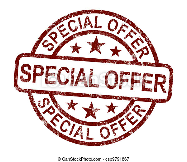 Special Offer Stamp Shows Discount Bargain Product - csp9791867