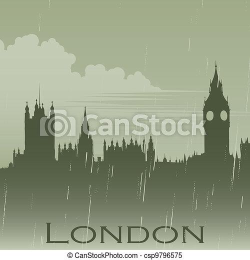 London - csp9796575