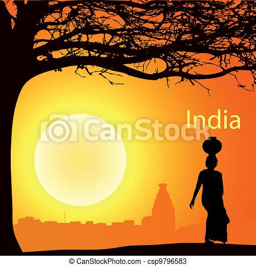 India-4 - csp9796583
