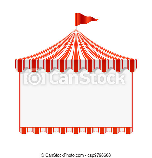 Circus background - csp9798608
