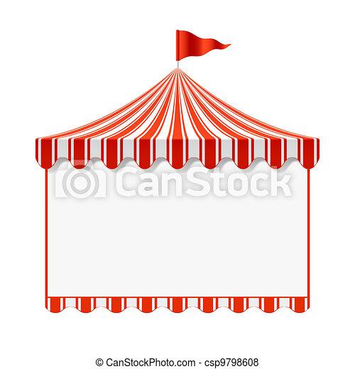Circus background - csp9798608