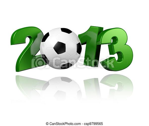 Football 2013 - csp9799565