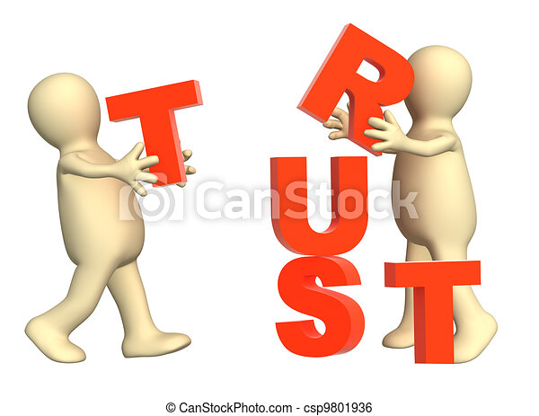 Trust - csp9801936