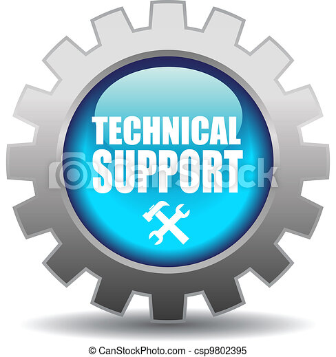 Support vector icon - csp9802395