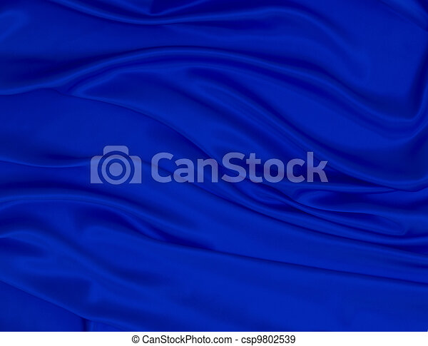 abstract blue royal fabric - csp9802539