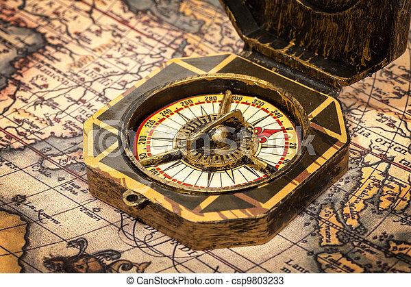 photos de carte compas ancien pirate vendange vintage pirate csp9803233 recherchez. Black Bedroom Furniture Sets. Home Design Ideas